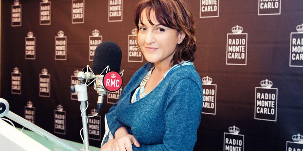 Erina Martelli speaker di Radio Montecarlo